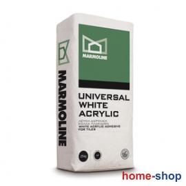 Ακρυλική κόλλα πλακιδίων 25Kg Marmoline Universal