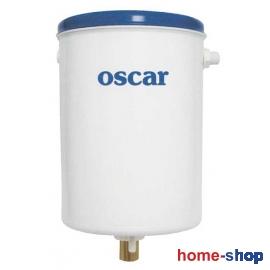 Μεταλλικό στρογγυλό καζανάκι πατητό OSCAR