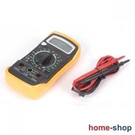 Πολύμετρο ψηφιακό Tactix  202024
