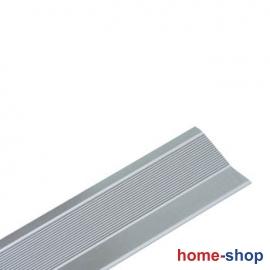 Βέργες Χαλιών Πλακιδίων αλουμινίου ανισόπεδες με αυτοκόλλητο AMIG Νικελέ