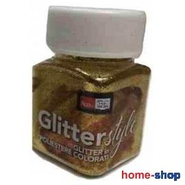 Glitter Σκόνη Χρυσή