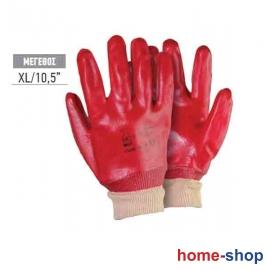 Γάντια Πετρελαίου PVC