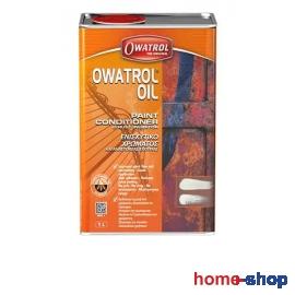 Σταθεροποιητής σκουριάς και ενισχυτικό χρώματος OWATROL OIL