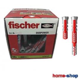 Βύσμα Πλαστικό DuoPower Fischer
