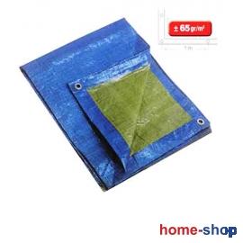Μουσαμάς με κρίκους Μπλε-Πράσινο