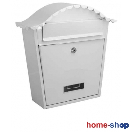 Γραμματοκιβώτιο Εξωτερικού Χώρου  Λευκό