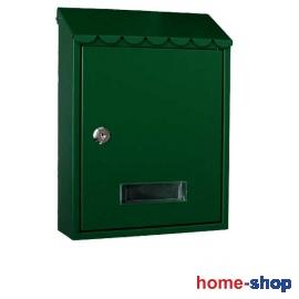 Γραμματοκιβώτιο Εσωτερικού και Εξωτερικού Χώρου  Πράσινο
