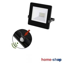 Προβολέας Με Φωτοκύταρο Ημέρας - Νύχτας Led-SMD slim 230V 10W