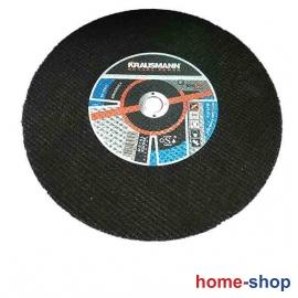 Δίσκος κοπής Σιδήρου Krausmann 350