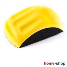 Τριβείο Λείανσης Χειρός Velcro Φ150