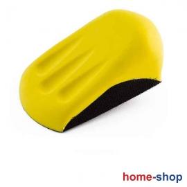 Τριβείο Λείανσης Χειρός Velcro Φ125