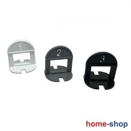 Αποστάτες Αλφαδιάσματος Πλακιδίων 1 mm