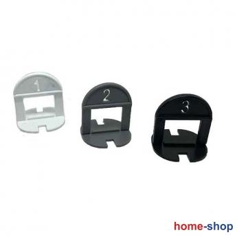 Αποστάτες Αλφαδιάσματος Πλακιδίων 3 mm