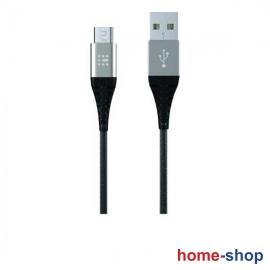 Καλώδιο 1,2μ SAS USB Micro