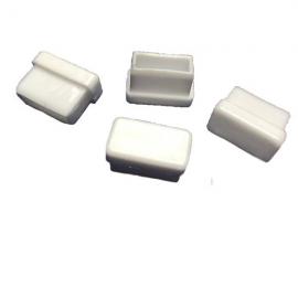 Πλαστικές Τάπες Στραντζαριστών Ορθογώνιες