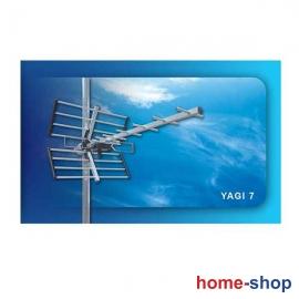 Επίγεια ψηφιακή Κεραία UHF YAGI L 7 21/69