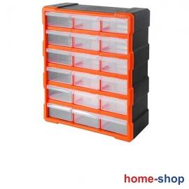 Συρταριέρα αποθήκευσης υλικών και εργαλείων TACTIX 320634