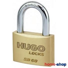 Λουκέτο Ορειχάλκινο HUGO LOCKS SB