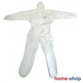 Φόρμα Προστασίας Ολόσωμη Λευκή XL