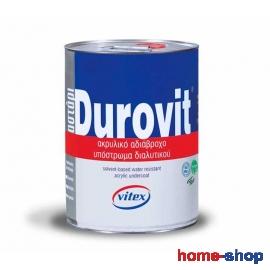 Ακρυλικό Αστάρι Διαλύτου DUROVIT VITEX