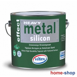 Σιλικονούχο ντουκόχρωμα HEAVY METAL SILICON EFFECT VITEX