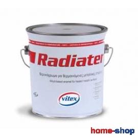 Βερνικόχρωμα για θερμαινόμενες μεταλλικές επιφάνειες RADIATER VITEX