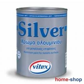 Χρώμα Αλουμινίου φωτιάς SILVER VITEX