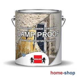 Στεγανωτικό Damp Proof 0,6Lt