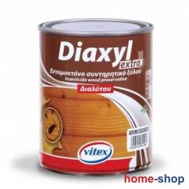 Άχρωμο συντηρητικό ξύλου διαλύτου DIAXYL EXTRA VITEX