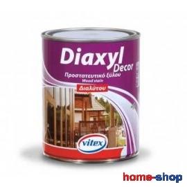 Προστατευτικό και Διακοσμητικό Βερνίκι Ξύλου Διαλύτου DIAXYL DECOR VITEX