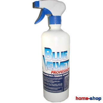 Blue Velvet 1lt Καθαριστικό