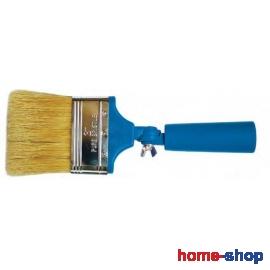 Κονταροπίνελο Β Μπλε λαβή Λευκή Τρίχα