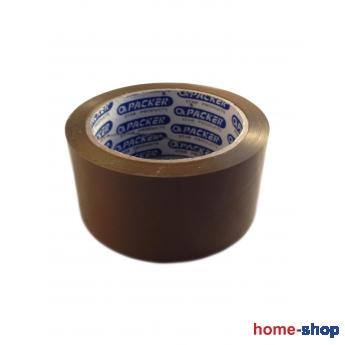 Ταινία Συσκευασίας Αθόρυβη PVC Καφέ 48mmX60m