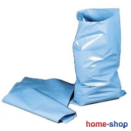 Σακούλες Μπαζών Μπλε 40cmX80cm